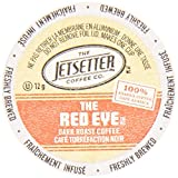 The Jetsetter Coffee The Red Eye, 18-Count, 207gm