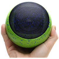 Rechargeable Bluetooth 4.0 Speaker with Wireless Streaming , 5W Driver and 30 hr Rechargeable Battery by GOgroove - Stream Audio from Smartphones , Tablets , MP3 Players and More