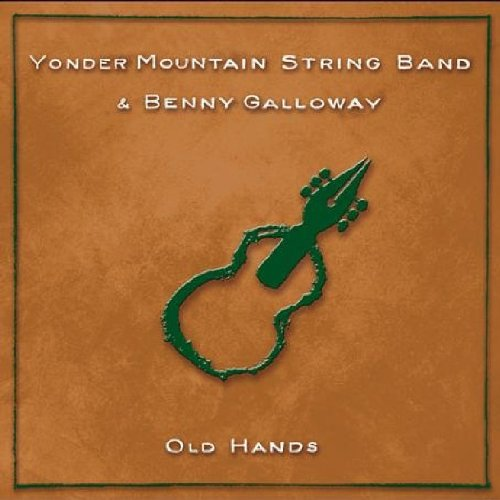 OLD HANDS (Cd String Band Yonder Mountain)