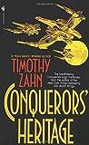 Book Cover for Conquerors' Heritage (The Conquerors Saga, Book Two)