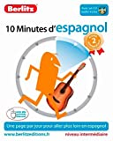 Image de Espagnol 10 Minutes - Niveau Intermediaire 1 Livre+ CD