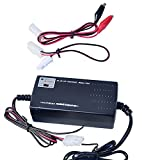 Bulldog Airsoft Pro Universal Smart Charger for RC / Airsoft Battery / NiMH/NiCd Battery Pack 8.4-9.6v