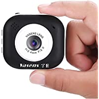 VASENS HD Dashboard Car Camera - 360 Angle 2.5 LCD HD Super Night Vision Parking Monitor - Wide Angle Car DVR Vehicle Dash Cam With OBDII,G-Sensor, Loop Recording, WDR