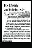 img - for How to Speak and Write Correctly by Joseph Devlin (2012-09-23) book / textbook / text book