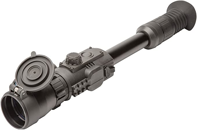 SightMark Photon RT 6-12x50 Digital Night Vision Riflescope - The Best for Stealth