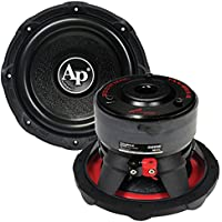 Audiopipe 8 Woofer 500 Watts 4 Ohm SVC 96 oz Magnet