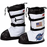 Jr. Astronaut Space Boots Child Costume Accessory - Small