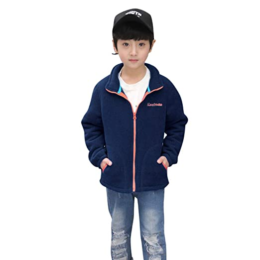 d00b207b6d7e Amazon.com  Lurryly❤Clothes for Girls Boys Outfits Fleece Baseball ...