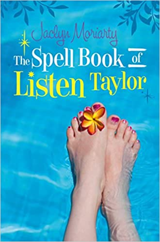 The Spell Book of Listen Taylor: Amazon co uk: Jaclyn