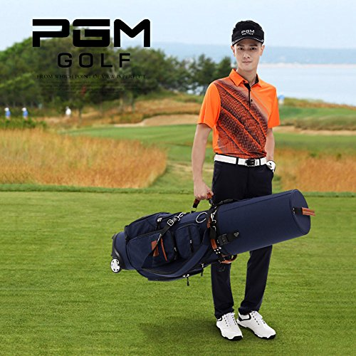 PGM Padded Travel Cover Bag With Wheels With coded lock----Free Send a Rain Cover (black) by PGM (Image #4)