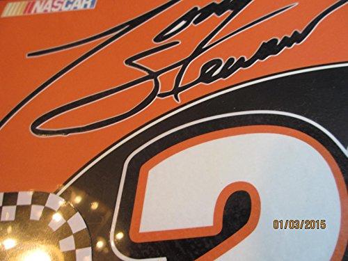 (Tony Stewart Nascar 6x6 Scrapbook Album, Tony Stewart Album)