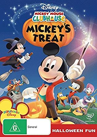 Mickey Mouse Clubhouse Mickeys Treat Non Usa Format Pal Region 4 Import