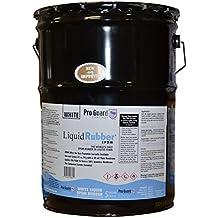 Liquid Rubber White Liquid EPDM Roof Coating 5 Gallon