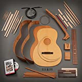 StewMac Build Your Own Triple-O Acoustic Guitar Kit with Mahogany Back & Sides, Torrefied Top, Dovetail Neck