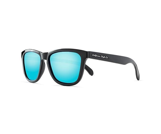 California Style- Gafas de Sol Polarizadas Venice Beach Color Celeste - Hecho en España
