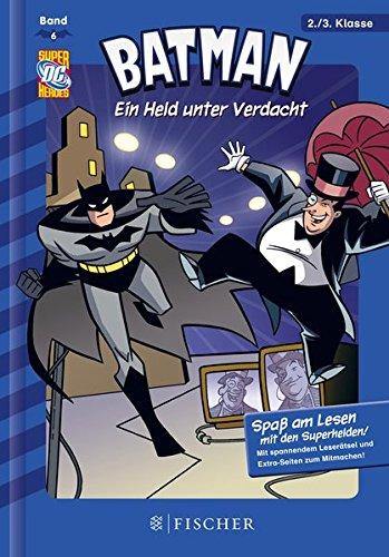Batman: Ein Held unter Verdacht: Fischer. Nur für Jungs
