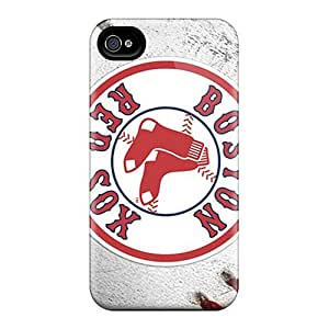 Brand New 4/4s Defender Case For Iphone (boston Red Sox)