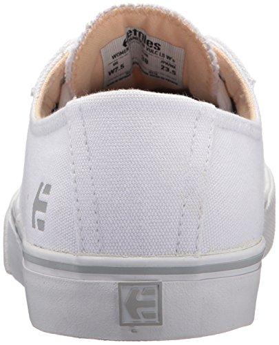 white White 100 Jameson LS Vulc Skate W's 100 Women's Etnies White Shoe AqB8vv