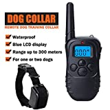 Eeoo-Rechargeable-Rainproof-330-yard-Remote-Dog-Training-E-Collar-Collar-for-1-dog