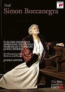Verdi: Simon Boccanegra- The Metropolitan Opera HD Live, New York 2010