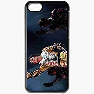 XiFu*MeiPersonalized iphone 5/5s Cell phone Case/Cover Skin Michael Jackson King Of Pop Celebrities BlackXiFu*Mei