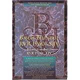 RVR 1960 / KJV Bilingual Bible ( Black Hardcover )