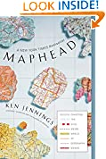 #1: Maphead: Charting the Wide, Weird World of Geography Wonks
