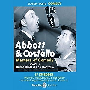 Abbott & Costello Radio/TV Program