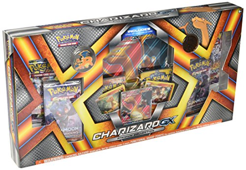 Pokemon Charizard-GX Collectible - Warehouse Promo Code Uk