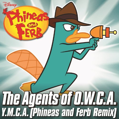 "Y.M.C.A. ((Phineas And Ferb Remix) [from ""Phineas And Ferb"