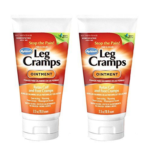 Hylands Homeopathic Cramps Wintergreen Ointment