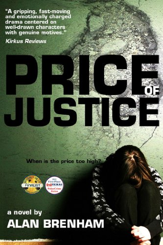 Book: Price of Justice by Alan Brenham