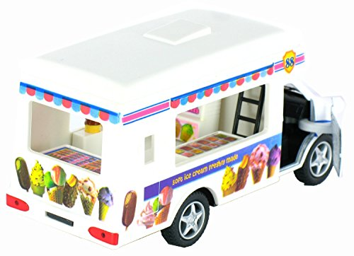 fc9b3a420d Postal Service Kid s Toy Truck (2 Trucks(USPS-Ice Cream)) - Amazon ...