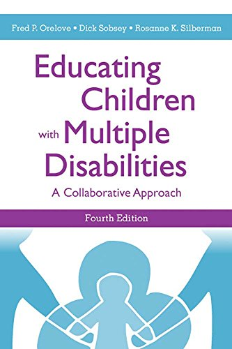 Educating Children With Multiple Disabilities: A Collaborative Approach