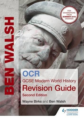 OCR GCSE Modern World History. Revision, 2nd edition (History in Focus)