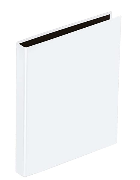 Archivador A4 Cartón Blanco Pagna 20605 – 02 – 4 anillos