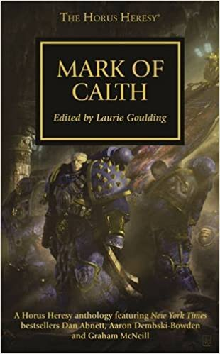 Laurie Goulding - Mark of Calth Audio Book Stream