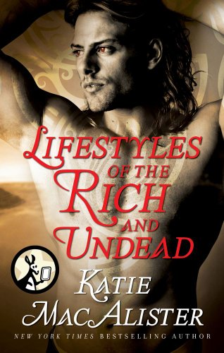 Lifestyles of the Rich and Undead (Black-hearted Ones series)