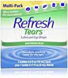 Refresh Multi-Pack 65 ml Refresh Tears, 2.17 FlOZ