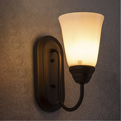 indoor wall sconces. Cerdeco WSL01 Wall Sconces Lights Industrial Edison Old Fashion Simplicity Glass Indoor Light Sconce Metal S