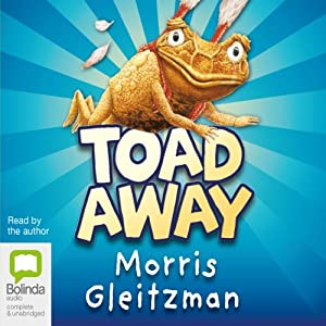Toad Away Audiobook