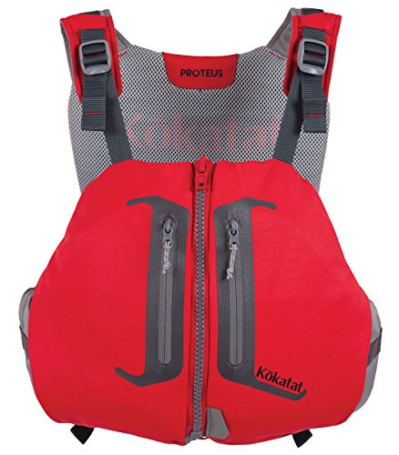 Kokatat Proteus Lifejacket (PFD)-Red-XS/S