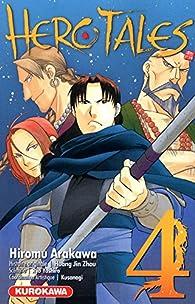 Hero Tales, tome 4 par Hiromu Arakawa