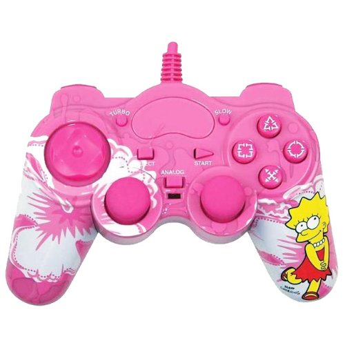 PS2 Simpsons Mini Controller Lisa (Mini The Simpson)