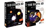 The Cosmos 3D / The Earth 3D