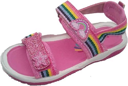 GladRags Girls Kids Beach Sandals