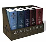 New George R. R. Martins a Game of Thrones Leather-Cloth Boxed Set (Song of Ice.. by TrustyTrade by NaNa