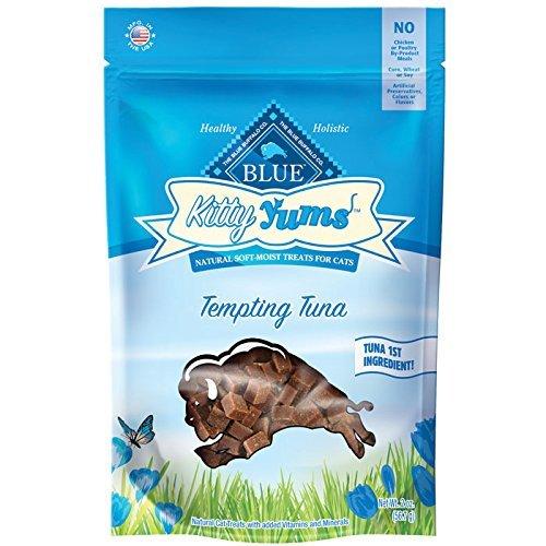 - Blue Tempting Tuna Kitty Yums Cat Treat (6 Pack)