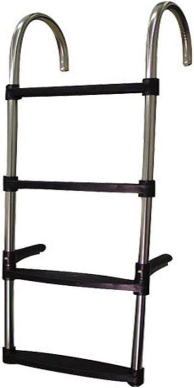 Lalizas Escalera de Baño INOX 4/113cm/35cm/2200gr: Amazon.es: Deportes y aire libre