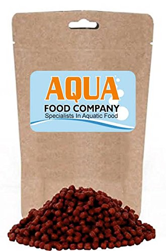 Aqua Food Company High Growth Floating Shrimp Pond Pellets For All Pond Fish & Koi Carp - Free Delivery AquaFoodCompany